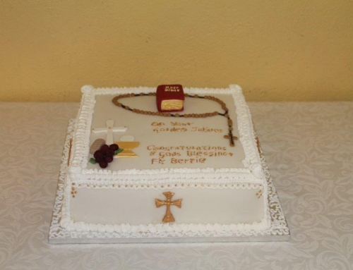 Fr. Bertie's Golden Jubilee Celebration